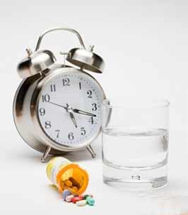 Lựa chọn thời điểm uống thuốc hiệu quả nhất