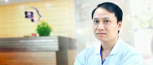 TS.BS Mai Mạnh Tuấn - chuyên gia uy tín trong lĩnh vực thẩm mỹ