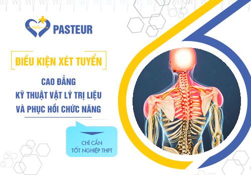 Điều kiện tuyển sinh Cao đẳng Kỹ thuật Vật lý trị liệu Đà Nẵng năm 2018