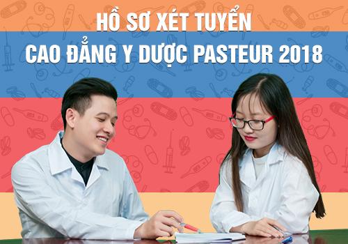 Hồ sơ tuyển sinh Cao đẳng Y Dược Đà Nẵng năm 2018