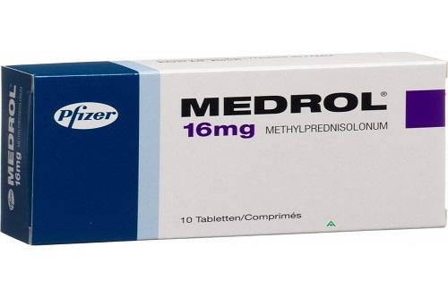 Medrol-16-mg-Methylprednisolone