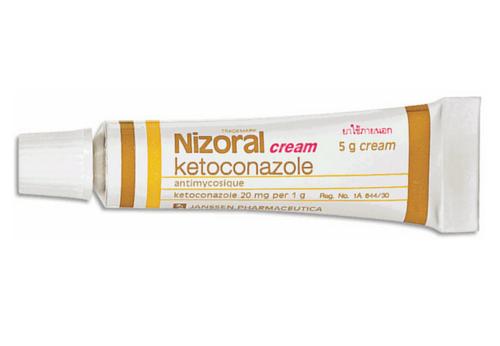 Cách dùng thuốc Nizoral® cream 2% đúng cách