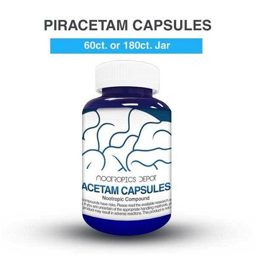 Thuốc piracetam đang bị làm dụng với công dụng tăng cường trí nhớ