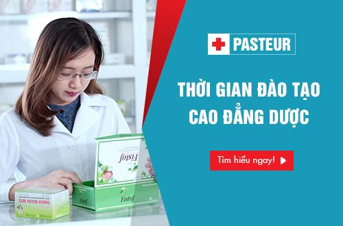 Đào tao Cao đẳng Dược năm 2018 Sài Gòn