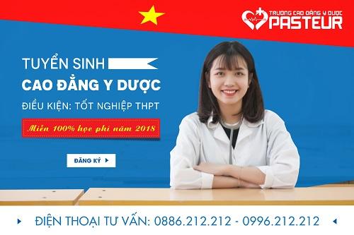Tư vấn tuyển sinh Cao đẳng Y Dược - 212 Hoàng Quốc Việt - Cầu Giấy - Hà Nội