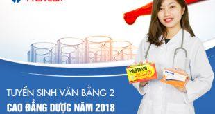 Truong-cao-dang-y-duoc-pasteur-tuyen-sinh-van-bang-2-cao-dang-duoc-nam-2018
