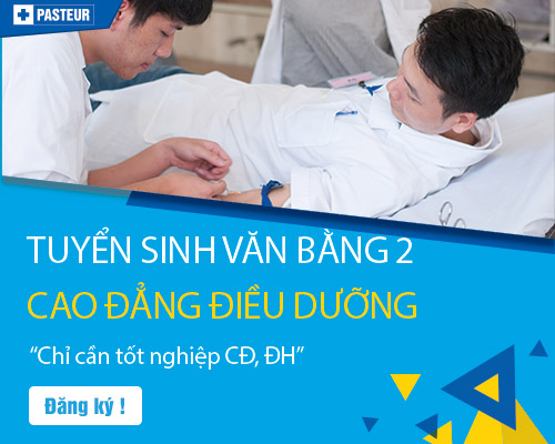 Văn bằng 2 Cao đẳng Điều dưỡng Hà Nội tuyển sinh 2018