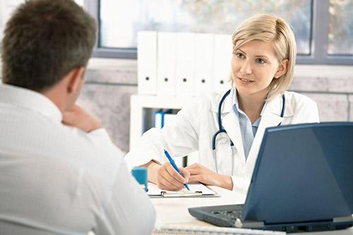 Lắng nghe lời khuyên của các bác sĩ