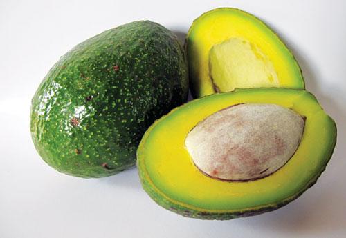Bơ loại quả giúp giảm cân hiệu quả