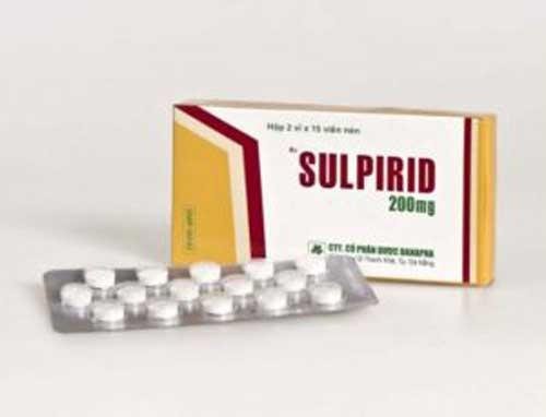 Cách sử dụng thuốc Sulpirid an toàn
