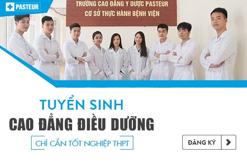 Cao đẳng Điều dưỡng Hà Nội tuyển sinh năm 2018