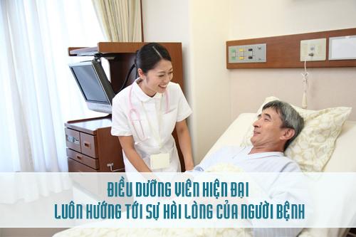 Điều dưỡng viên chuyên nghiệp