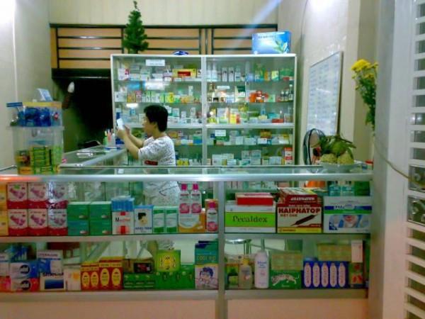 Kinh phí để mở quầy thuốc kinh doanh