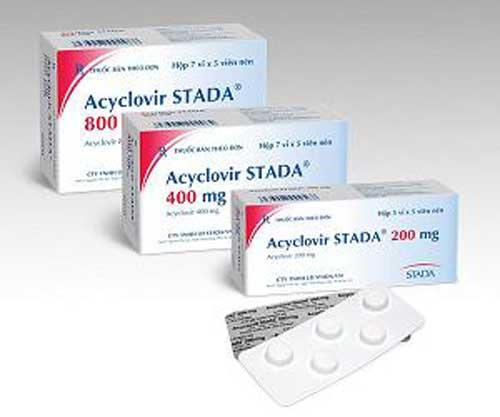 Hướng dẫn cách bảo quản thuốc Acyclovir