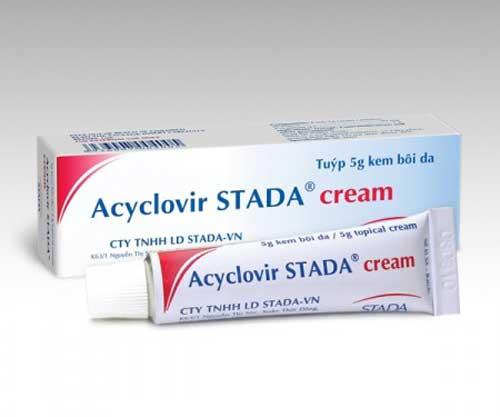 Khám phá tác dụng của thuốc Acyclovir