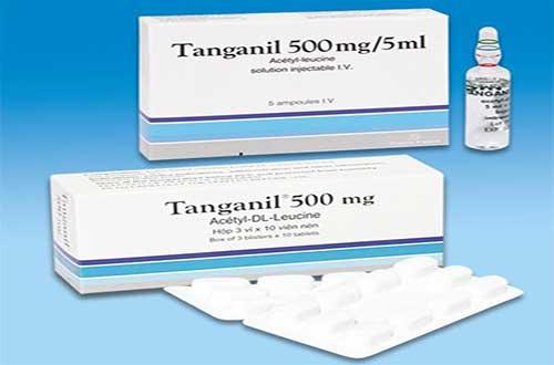 Liều dùng của thuốc Tanganil