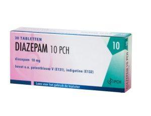 Liều dùng thuốc diazepam như thế nào?