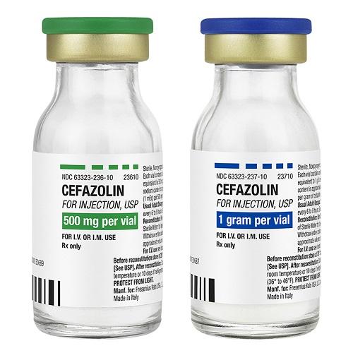 Liều dùng cefazolin như thế nào?