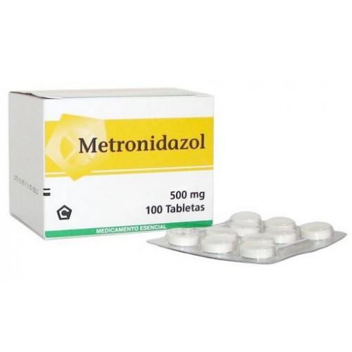 Liều lượng và cách dùng thuốc Metronidazole