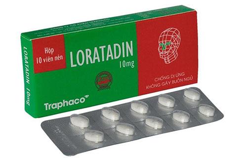 Sử dụng thuốc Loratadin như thế nào?