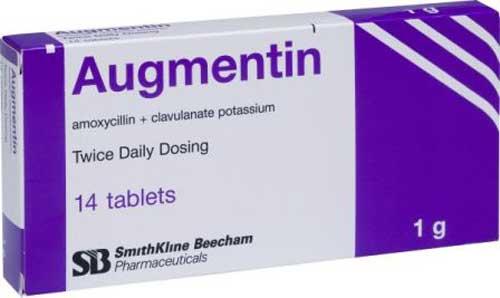 Lưu ý khi sử dụng thuốc Augmentin 500mg