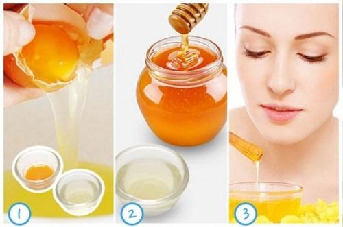 Mật ong thảo dược giúp căng da mặt hiệu quả