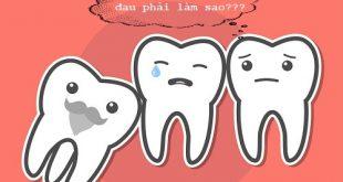 Phương pháp giảm đau khi mọc răng khôn tại nhà hiệu quả