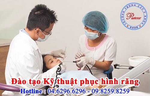 Hồ sơ tuyển sinh Trung cấp Kỹ thuật phục hình răng gồm những gì?