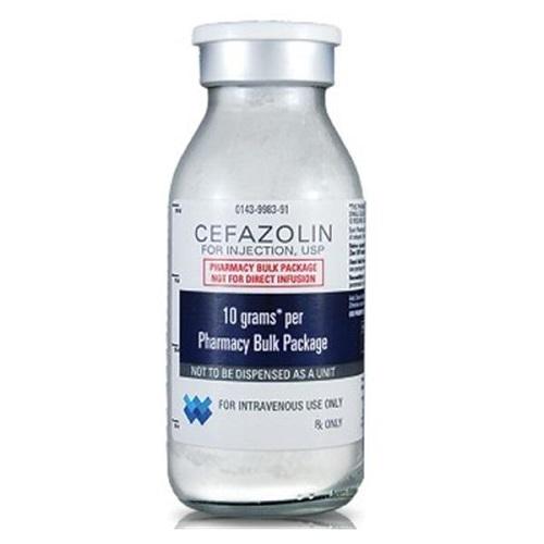 Những điều cần lưu ý khi sử dụng thuốc cefazolin