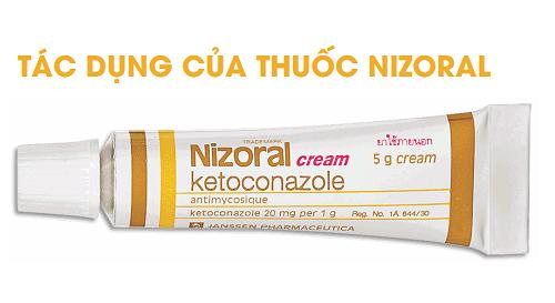 Hướng dẫn sử dụng thuốc trị nấm Nizoral® cream 2%