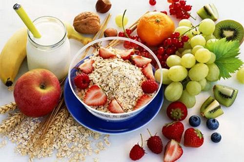 Chế độ ăn uống cho da sẽ rất tốt cho sức khoẻ