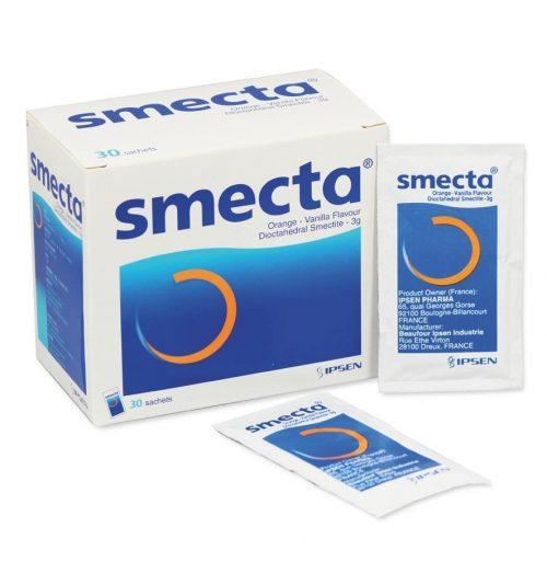 Công dụng và cách dùng của thuốc Smecta
