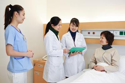 Cơ hội việc làm rộng mở khi lựa chọn học Cao đẳng Điều dưỡng