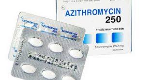 tac-dung-cua-thuoc-Azithromycin