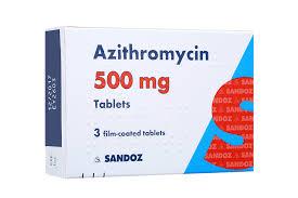 Tác dụng phụ của thuốc kháng sinh azithromycin