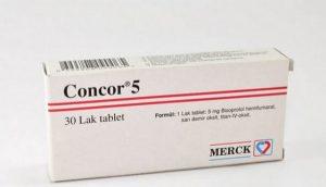 Tác dụng phụ khi dùng thuốc Concor®
