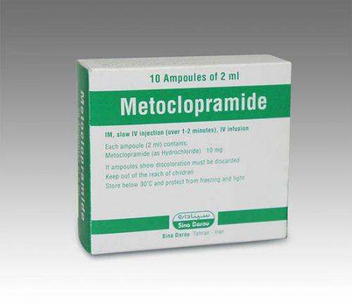 Không nên làm dụng nhiều thuốc Metoclopramide để trị chứng nôn