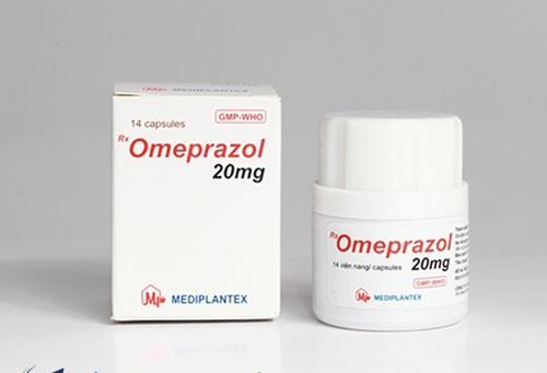 Hướng dẫn sử dụng thuốc omeprazole đúng cách