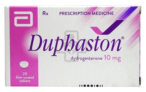 Tìm hiểu tác dụng của Duphaston