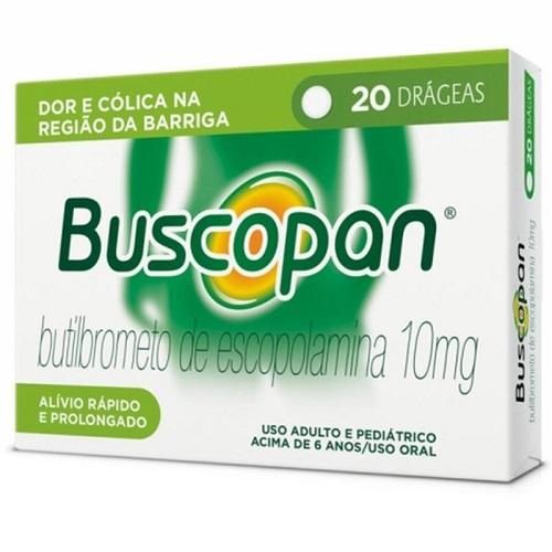 Tìm hiểu thuốc chống co thắt Buscopan®