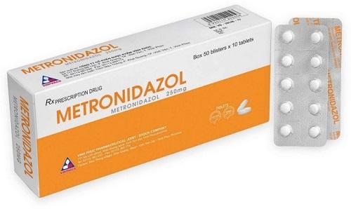 Tìm hiểu về thuốc Metronidazole