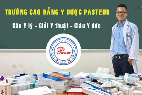 Trường Cao đẳng Y Dược Pasteur đào tạo đầu ra chất lượng