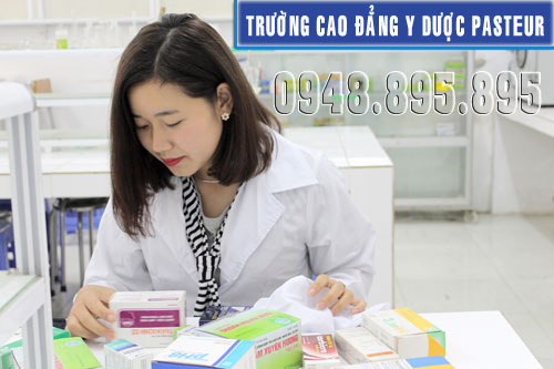 Địa chỉ học văn bằng 2 Cao đẳng Dược cuối tuần ở Hà Nội