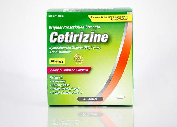 Cetizizine là loại thuốc cần cho trường hợp bệnh nào?