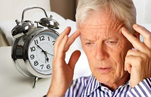 Bệnh mất ngủ ở người cao tuổi là căn bệnh phổ biến