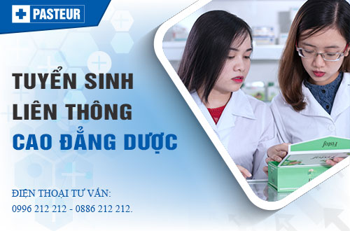 Đào tạo liên thông Cao đẳng Dược tại Hà Nội
