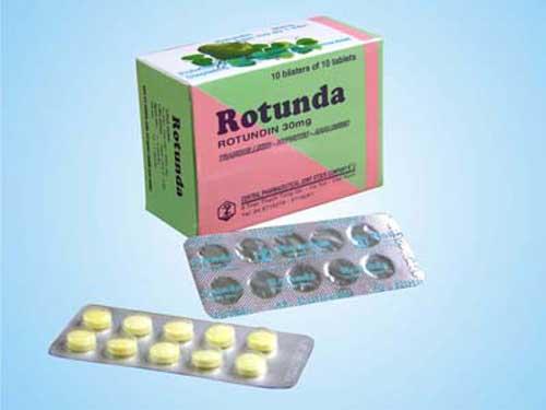Cách sử dụng thuốc Rotunda an toàn