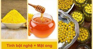 có nên uống nghệ mật ong trong thời gian dài