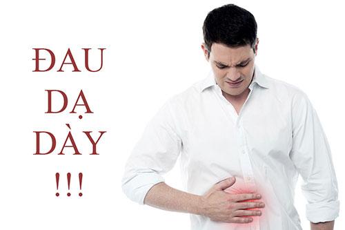 Sử dụng thuốc đau dạ dày theo chỉ định của bác sĩ