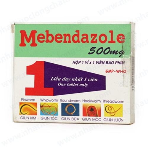 Liều dùng mebendazol cho trẻ em như thế nào?
